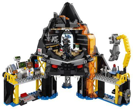 LEGO Ninjago Le repaire volcanique de Garmadon (70631) - image 3 de 5