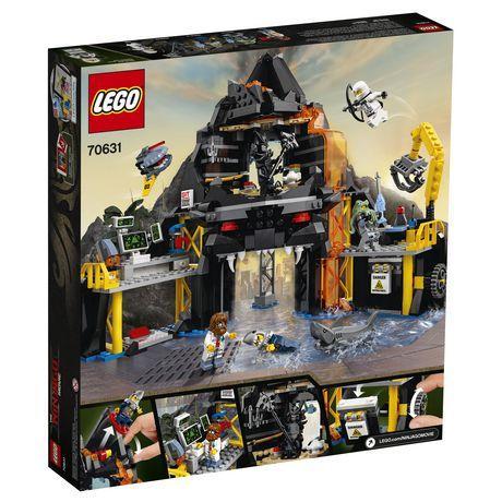 LEGO Ninjago Le repaire volcanique de Garmadon (70631) - image 5 de 5