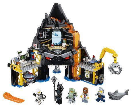 LEGO Ninjago Le repaire volcanique de Garmadon (70631) - image 1 de 5