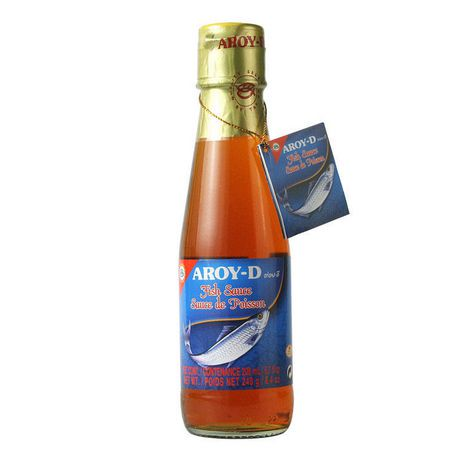 Aroy d fish sauce walmart canada for What is fish sauce