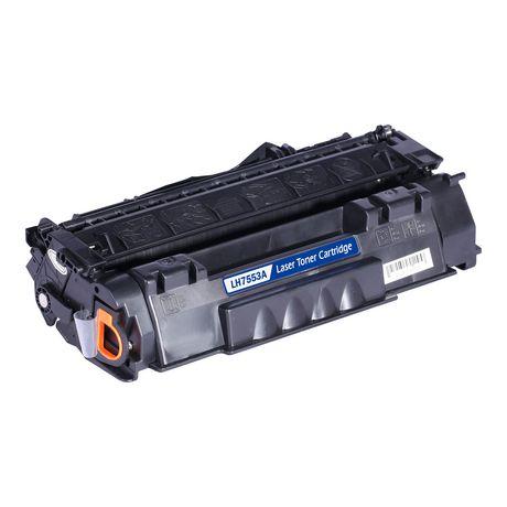 L-ink HP 53A (Q7553A) Cartouche de Toner Noir Compatible - image 1 de 1