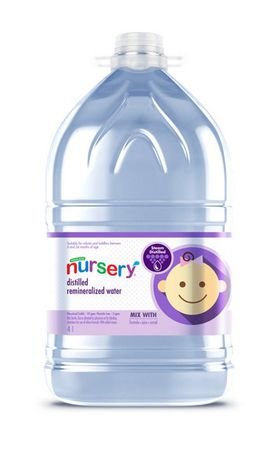 Nursery Water 4L - image 1 of 1