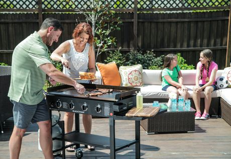 "Blackstone 36"" Griddle Cooking Station - image 3 of 4"