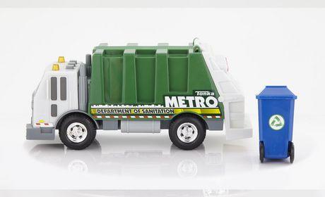 Tonka Rescue Force Garbage Truck Walmart Canada