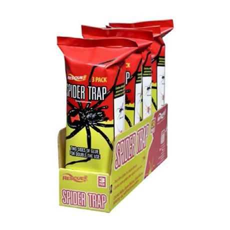 Spider Trap 3/Pk In Counter Display - image 1 of 1