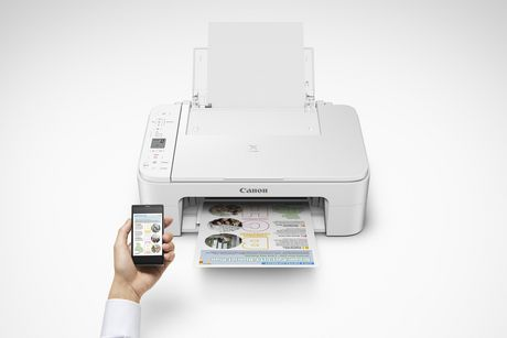 Canon PIXMA TS3320 Wireless Inkjet All-in-One Printer - image 4 of 5