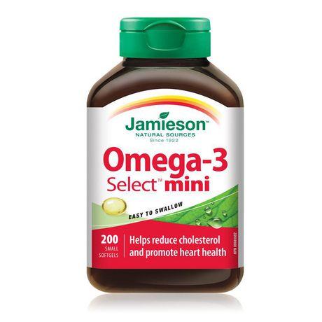 Jamieson Omega 3 Select Mini - image 1 of 3