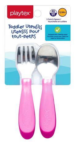 Playtex Baby BPA-Free Toddler Utensils - image 2 of 3