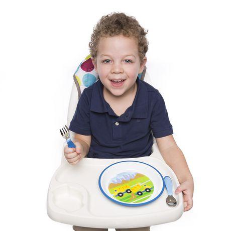 Playtex Baby BPA-Free Toddler Utensils - image 3 of 3