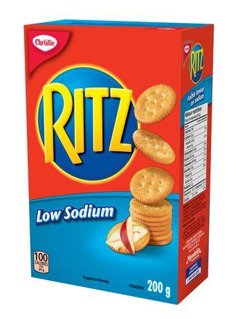 Ritz Low Sodium Crackers - image 2 of 3