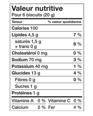 Ritz Low Sodium Crackers - image 3 of 3