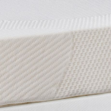 spa sensations 4inch memory foam mattress topper