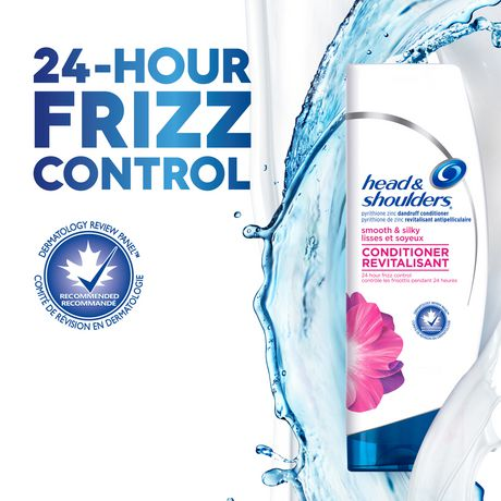 Head and Shoulders Smooth & Silky Dandruff Conditioner - image 6 of 7
