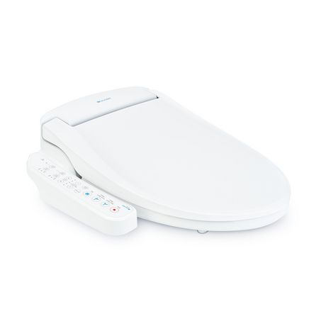 Siège de bidet évolué SE400 Swash Blanc allongé - image 5 de 8