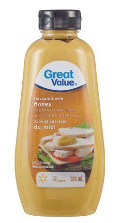 Great Value Prepared Honey Mustard - image 1 of 2