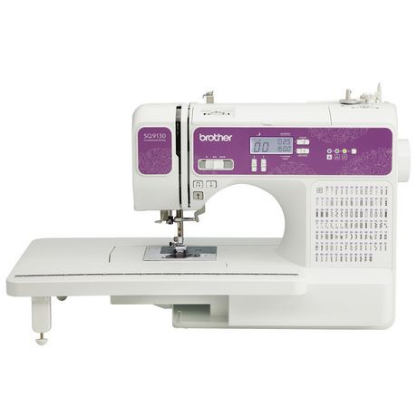 Brother sq9130 computerized sewing machine walmart canada for Machine a coudre walmart