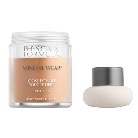 Mineral Wear Loose Powder SPF 16 - image 2 of 3