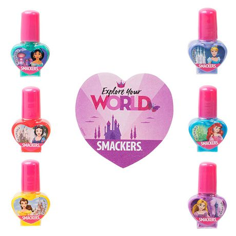 Smackers Nail Collection - Disney - image 2 of 2