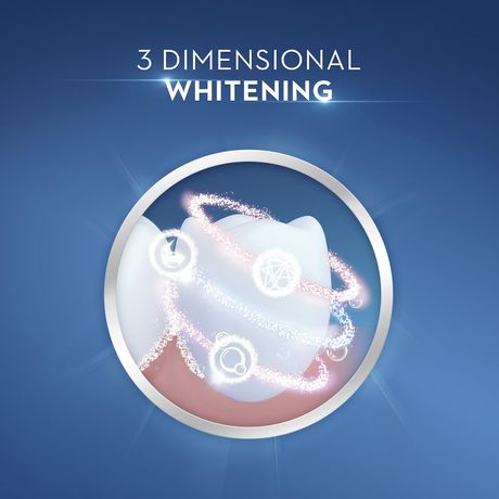 Crest 3D White, Whitening Toothpaste Arctic Fresh - image 8 of 8