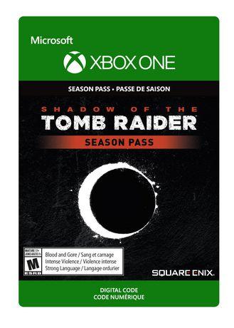Xbox One Shadow of the Tomb Raider: Season Pass [Download] - image 1 de 1
