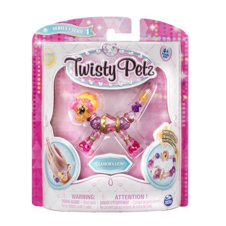 Bracelet pour enfants Glamora Lion Twisty Petz - image 2 de 5