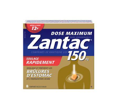 Zantac 150® Maximum Strength - image 2 of 2