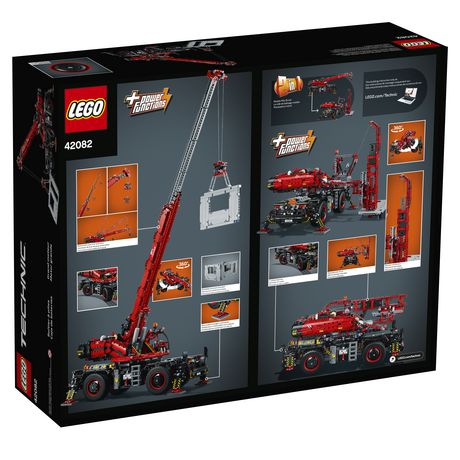 LEGO Technic Rough Terrain Crane 42082 Building Kit (4057 Piece) - image 6 of 6