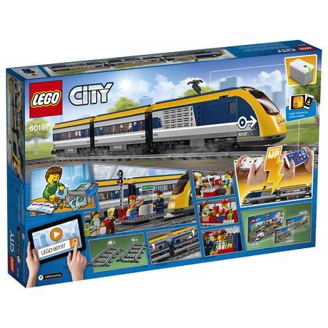 LEGO City Passenger Train 60197 Building Kit (677 Piece) - image 6 of 6