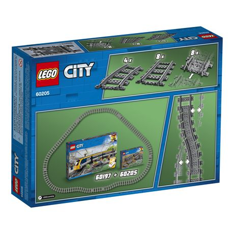 LEGO City Tracks 60205 Building Kit (20 Piece) - image 6 of 6