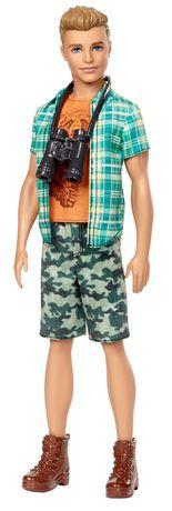 Barbie - Ken - Poupée Plaisir de Camping - image 1 de 4
