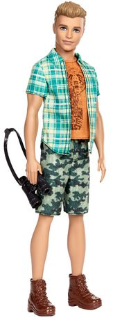 Barbie - Ken - Poupée Plaisir de Camping - image 2 de 4