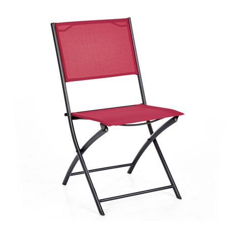 Mainstays Folding Sling Chair Walmart Canada