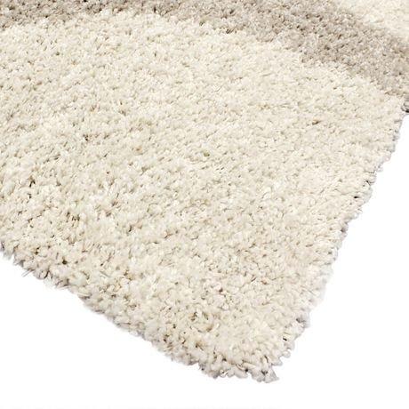 tapis d coratif rectangulaire murmure de hometrends en polypropyl ne walmart canada. Black Bedroom Furniture Sets. Home Design Ideas