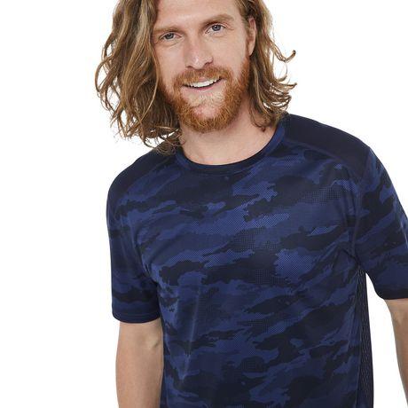 T-shirt camouflage Athletic Works pour hommes - image 4 de 6