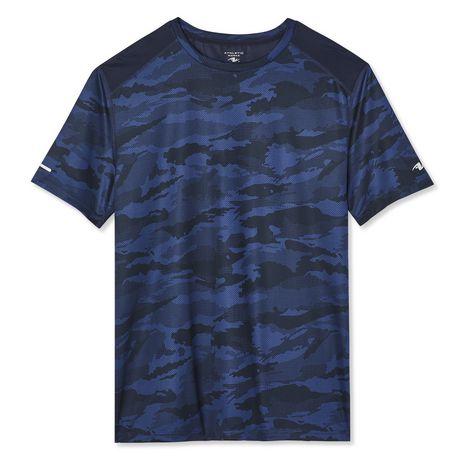 T-shirt camouflage Athletic Works pour hommes - image 6 de 6