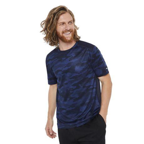 T-shirt camouflage Athletic Works pour hommes - image 1 de 6