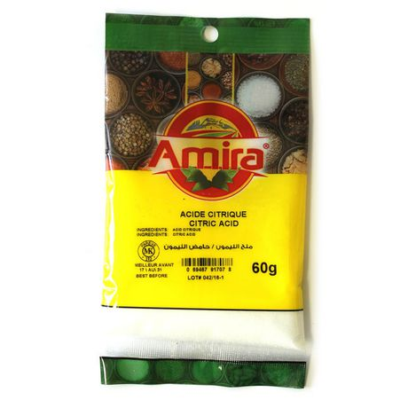 Amira Citric Acid - image 1 of 2