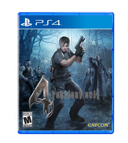 Resident Evil 4 (PS4) - image 1 of 1