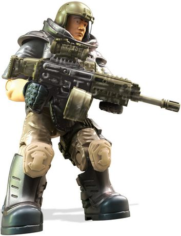 Mega Construx – Call of Duty – Figurine de collection – Yuri - image 5 de 6