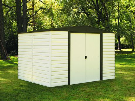 Arrow Storage Dallas 10' x 8' Vinyl Shed - image 3 of 7