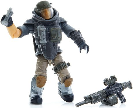 Mega Construx – Call of Duty – Figurine de collection – Yuri - image 3 de 6
