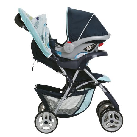 Graco Comfy Cruiser Travel System with SnugRide 30 Infant Car Seat - image 4 of 4