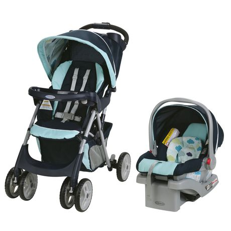 Graco Comfy Cruiser Travel System with SnugRide 30 Infant Car Seat - image 2 of 4