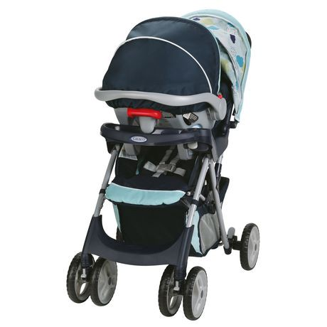 Graco 174 Comfy Cruiser Click Connect Travel System With