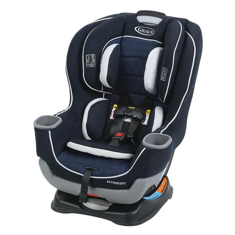 Graco Extend2Fit Convertible Car Seat, Campaign - image 1 of 9