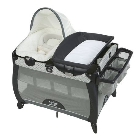 Graco 174 Pack N Play 174 Quick Connect Portable Lounger Deluxe