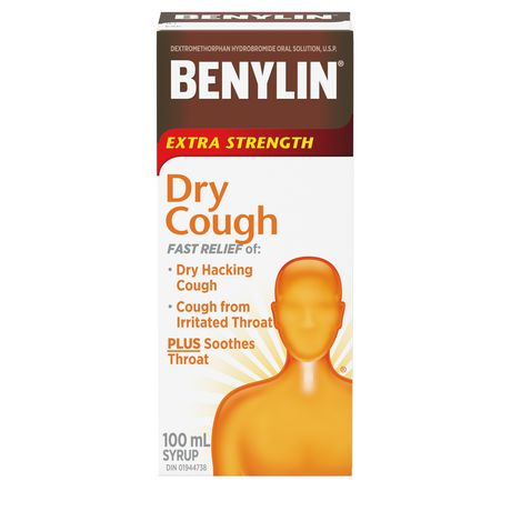 cough suppressant for dry hacking cough