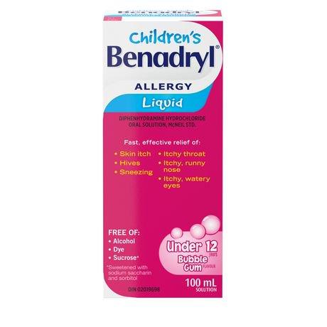 Benadryl® Childre...