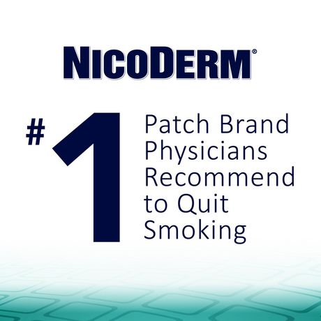 Nicoderm Clear Step 1 Patches, Nicotine Transdermal Patch, 21mg/day - image 4 of 8