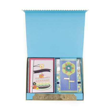 Hallmark All Occasion Handmade Boxed Assorted Greeting Card Set - image 3 of 6